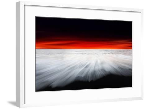 Drop in the Ocean-Philippe Sainte-Laudy-Framed Art Print