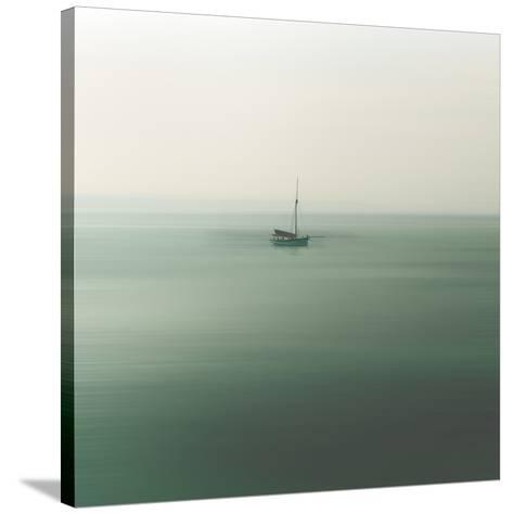 Abstraction Marine-Viviane Fedieu Daniel-Stretched Canvas Print
