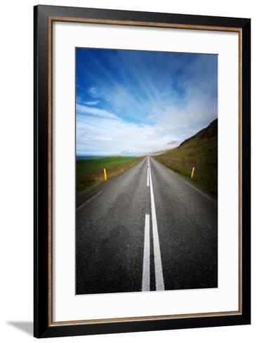 Rebel Road-Philippe Sainte-Laudy-Framed Art Print