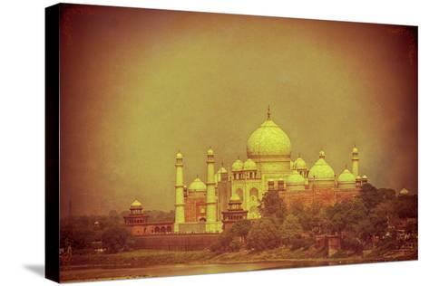 Arabian Nights-Viviane Fedieu Daniel-Stretched Canvas Print