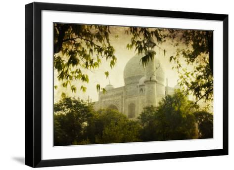 The Palace of the Crown-Viviane Fedieu Daniel-Framed Art Print