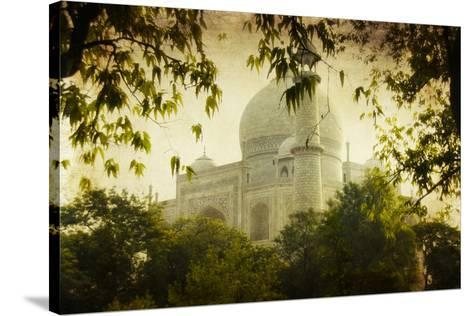 The Palace of the Crown-Viviane Fedieu Daniel-Stretched Canvas Print