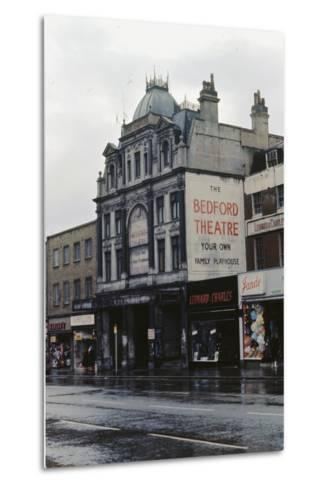The Bedford Music Hall, Camden Town, 1968--Metal Print
