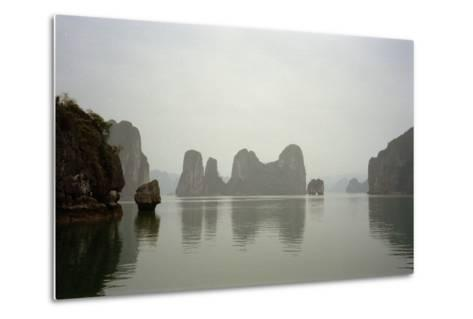 Ha Long Bay, Vietnam, 1999--Metal Print