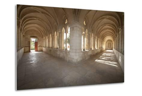 Cloister at Pater Noster Church and Convent, Jerusalem, Israel, 2007--Metal Print