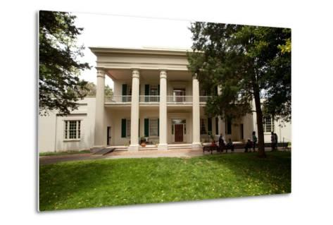 The Hermitage Home of President Jackson in Nashville Tennessee--Metal Print