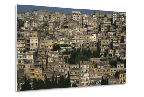 General View of Tripoli--Metal Print