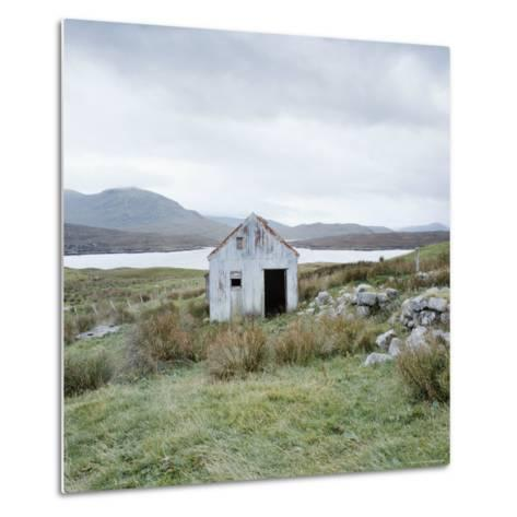 Isle of Lewis, Outer Hebrides, Scotland, United Kingdom, Europe-Lee Frost-Metal Print