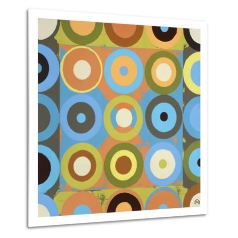 Point in Time 1-Mary Calkins-Metal Print