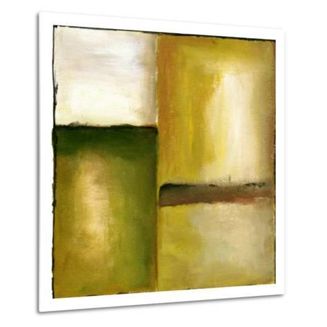 Mirrored Reflections II-Chariklia Zarris-Metal Print