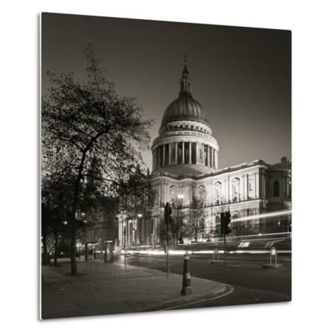 St. Paul's Cathedral, London, England-Jon Arnold-Metal Print