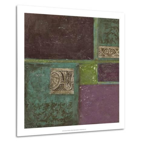 Abstract Details II-Julie Holland-Metal Print