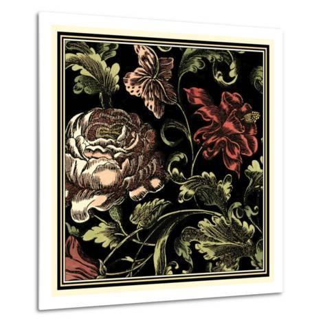 Floral Fancy I-Vision Studio-Metal Print