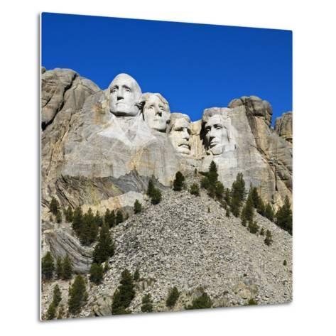 Mount Rushmore National Memorial-Ron Chapple-Metal Print