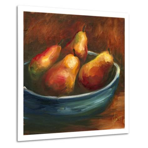 Rustic Fruit I-Ethan Harper-Metal Print