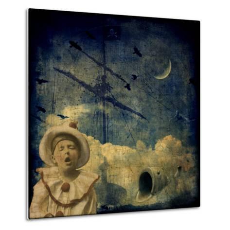Later That Night-Lydia Marano-Metal Print
