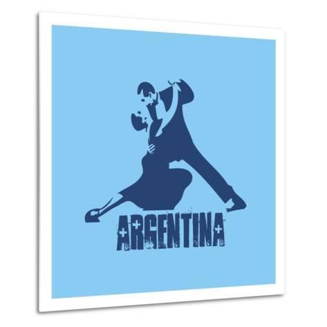 Argentina--Metal Print