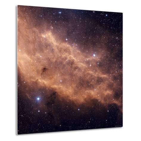 California Nebula-Stocktrek Images-Metal Print