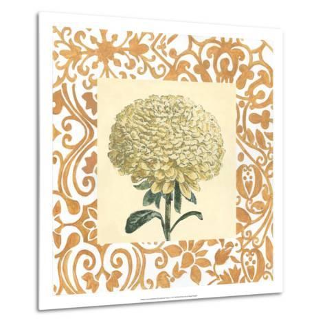 Non-embellished Chrysanthemum I-Megan Meagher-Metal Print