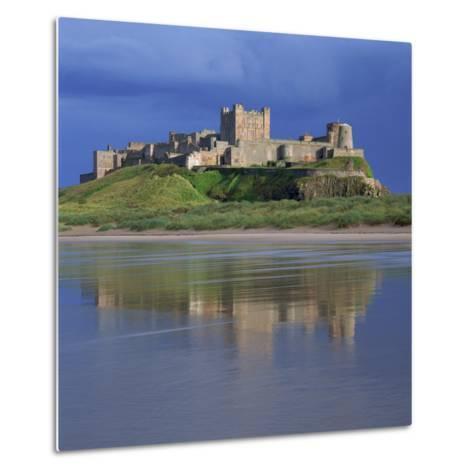 Bamburgh Castle, Northumberland, England, United Kingdom, Europe-Roy Rainford-Metal Print