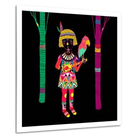 I Don't Have Any Title-Diela Maharanie-Metal Print