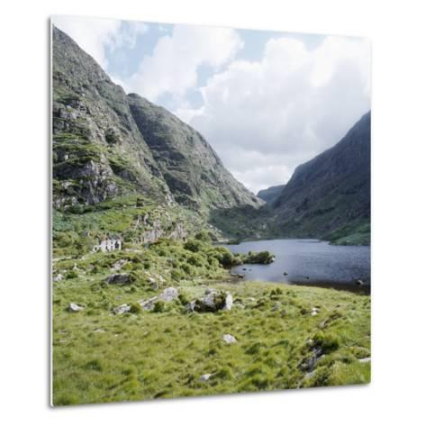 Gap of Dunloe, County Kerry, Munster, Republic of Ireland, Europe-Andrew Mcconnell-Metal Print
