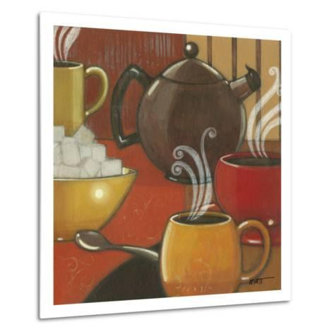 Another Cup I-Norman Wyatt Jr^-Metal Print