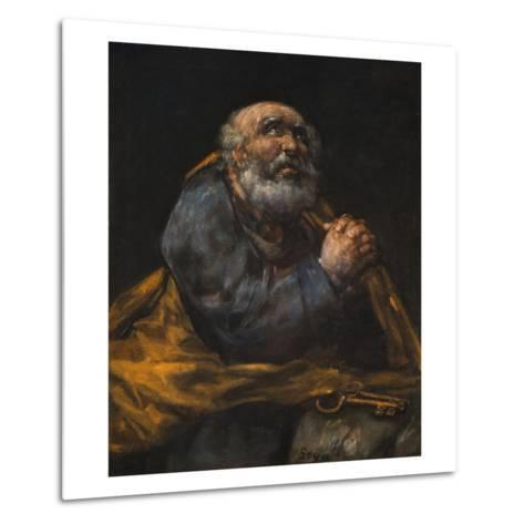 Saint Peter Repentant-Francis G^ Mayer-Metal Print