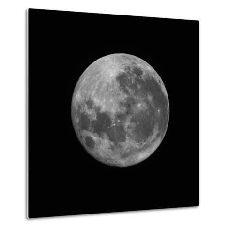 The Supermoon of March 19, 2011-Stocktrek Images-Metal Print
