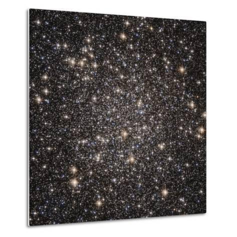 Globular Cluster M22 in the Constellation Sagittarius-Stocktrek Images-Metal Print