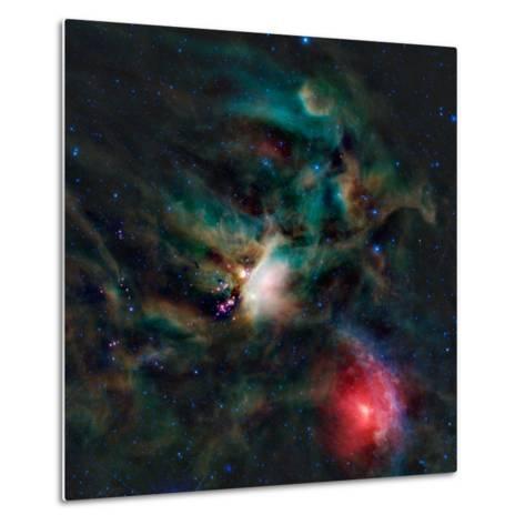 The Rho Ophiuchi Cloud Complex-Stocktrek Images-Metal Print