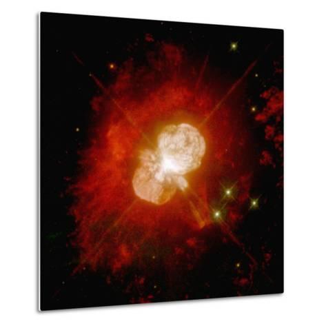 Nebula Around an Unstable Star--Metal Print