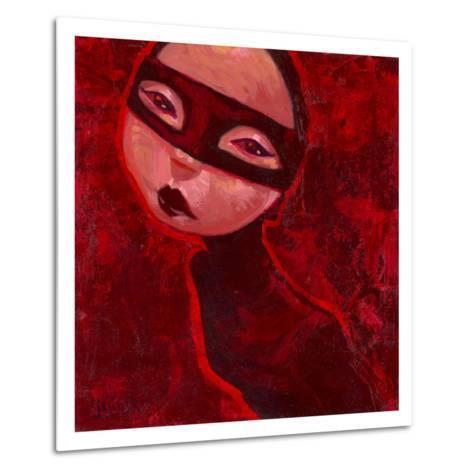 Ninja III-Aaron Jasinski-Metal Print