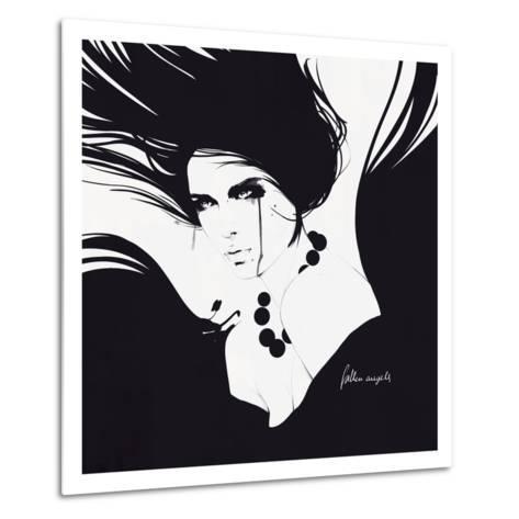 Angels I-Manuel Rebollo-Metal Print