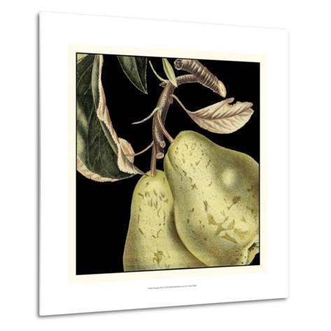 Dramatic Pear-Vision Studio-Metal Print