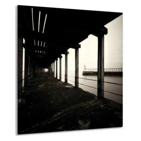 The Old Jetty-Craig Roberts-Metal Print