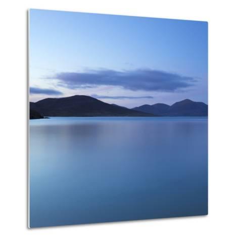 Hebridean Twilight-Doug Chinnery-Metal Print