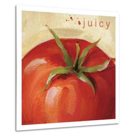Juicy-Lisa Audit-Metal Print