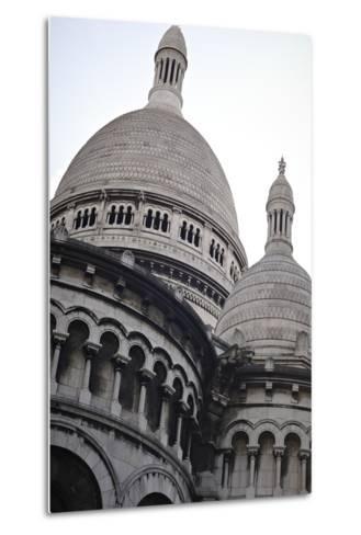 The Basilique Du Sacre-Coeur, Paris, France, Europe-Matthew Frost-Metal Print
