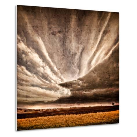 Nothing to Fear-Philippe Sainte-Laudy-Metal Print