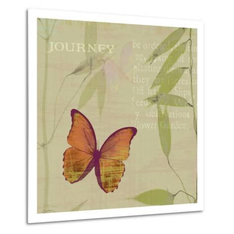 Journey-Hugo Wild-Metal Print