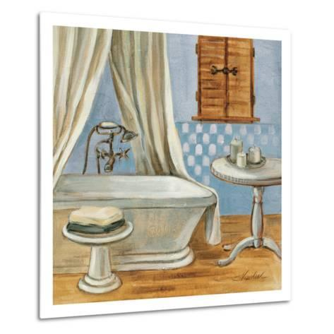 Light Bath I-Silvia Vassileva-Metal Print