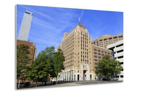 Alabama Power Company Building, Birmingham, Alabama, United States of America, North America-Richard Cummins-Metal Print
