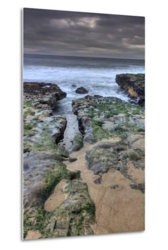 Seascape Layers-Vincent James-Metal Print