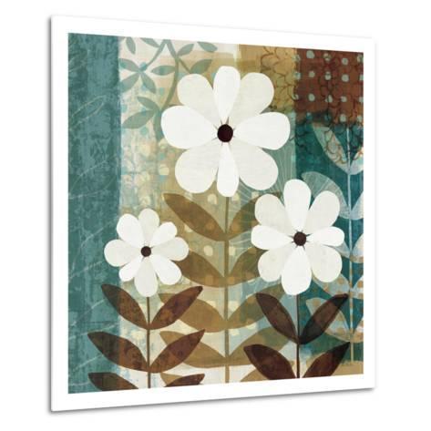 Floral Dream II Wag-Michael Mullan-Metal Print