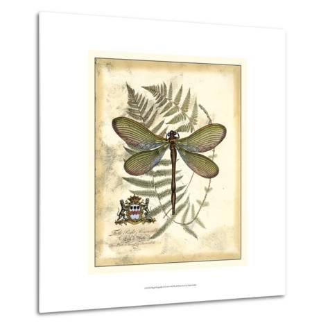 Regal Dragonfly II-Vision Studio-Metal Print