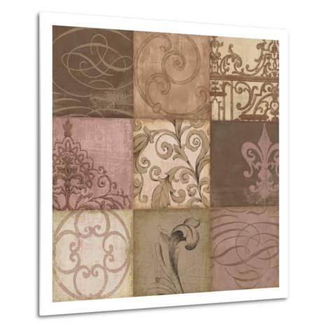 Seville Dusty II-Daphne Brissonnet-Metal Print
