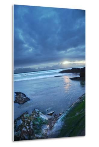 Cornish Swell-Tim Kahane-Metal Print