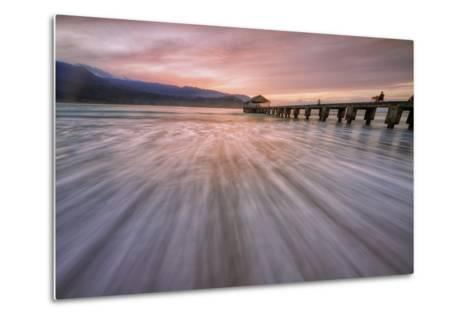 Hanalei Experience, Kauai-Vincent James-Metal Print