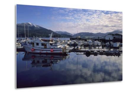 Fishing Boats, Prince Rupert, British Columbia, Canada-Gerry Reynolds-Metal Print